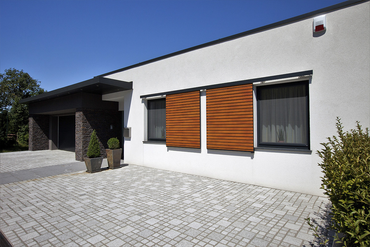 5) Landhausplatten Ciottoli