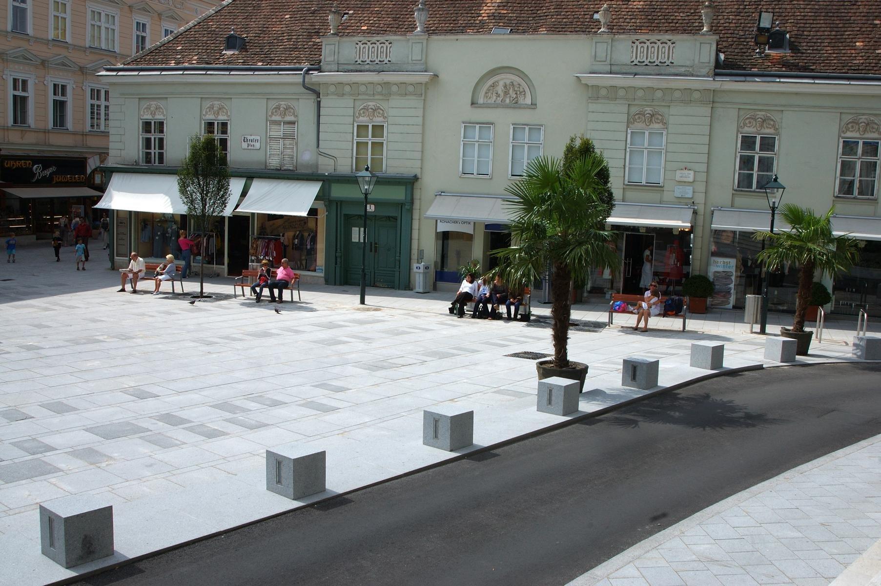 Baden Theaterplatz2