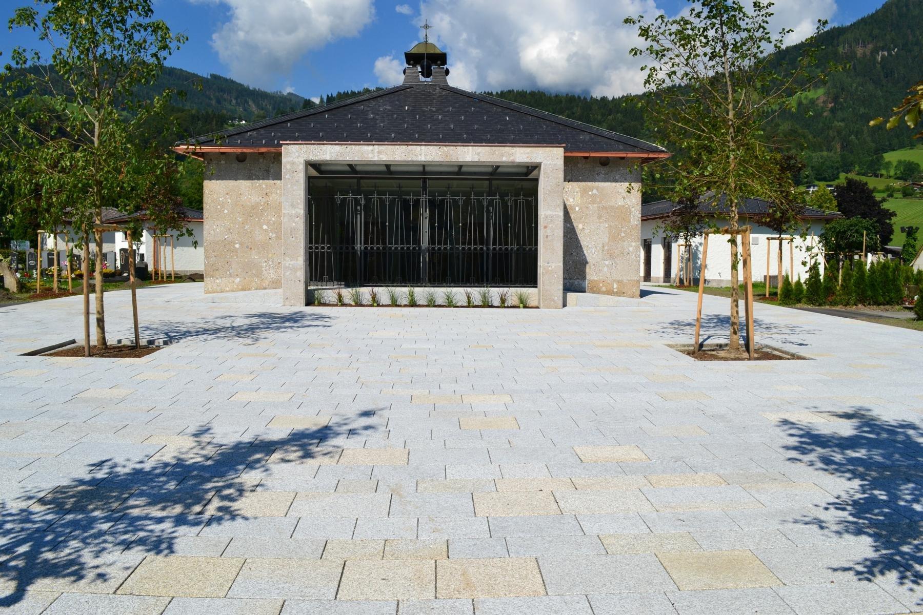 Bischofshofen - Friedhof1