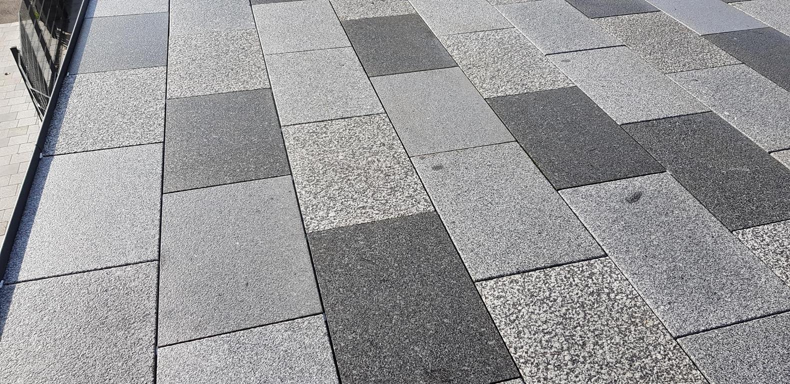 Bodenplatten Gemischt NASS2
