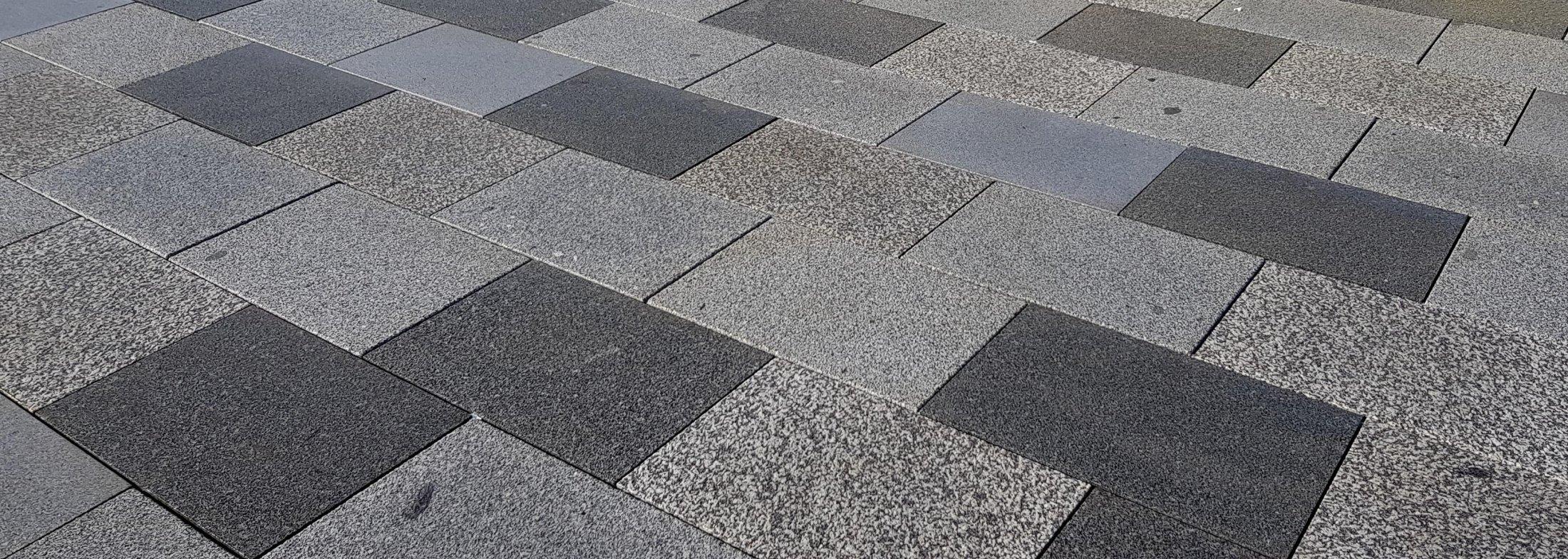 Bodenplatten Gemischt NASS3