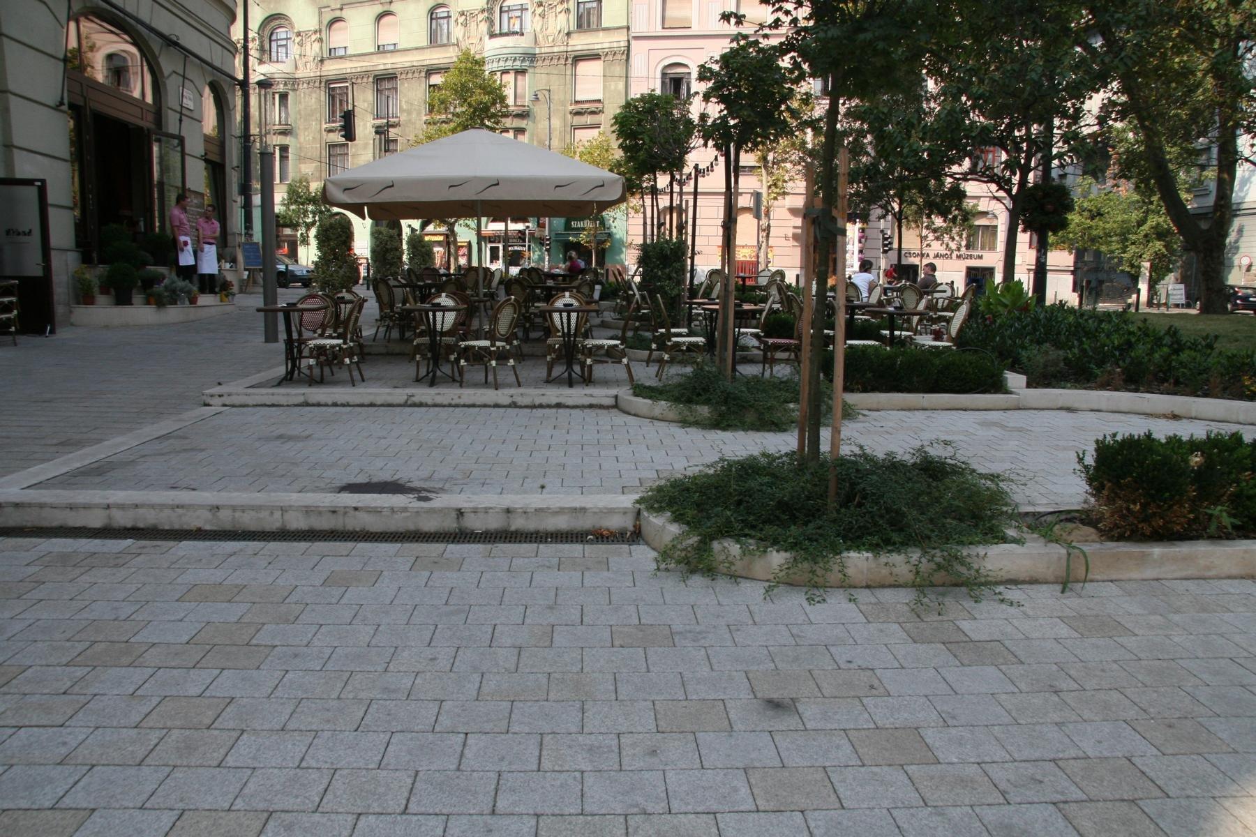Budapest Gárdonyi Platz8