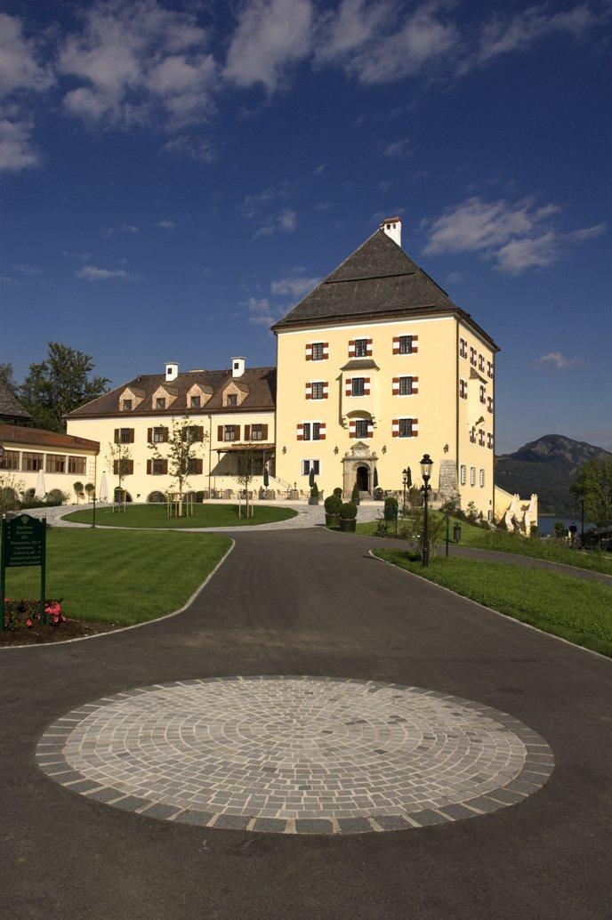 Fuschl Schloss1