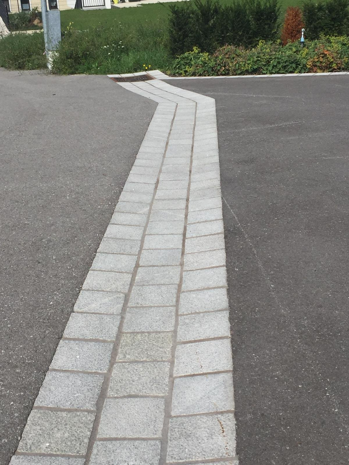 Granit Hellgrau Pflastersteine Elegant4