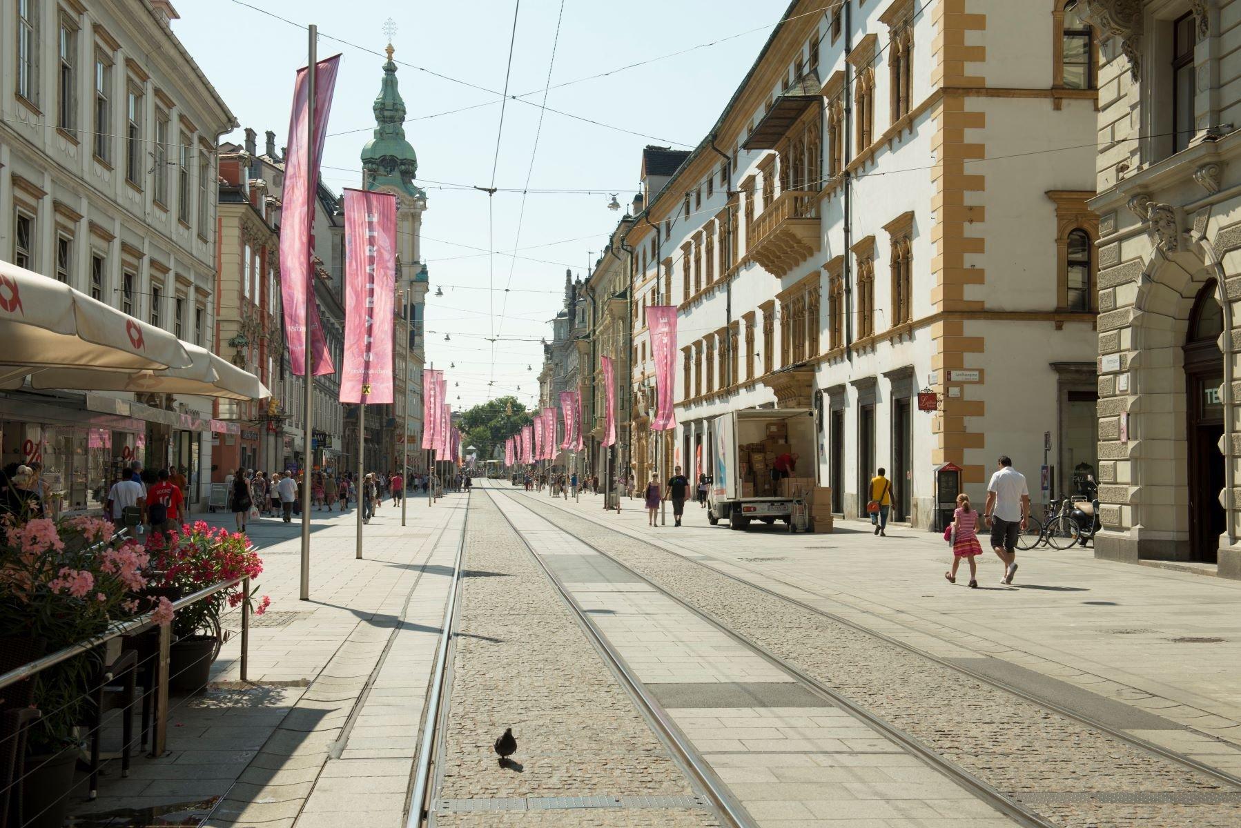 Graz - Herrengasse2
