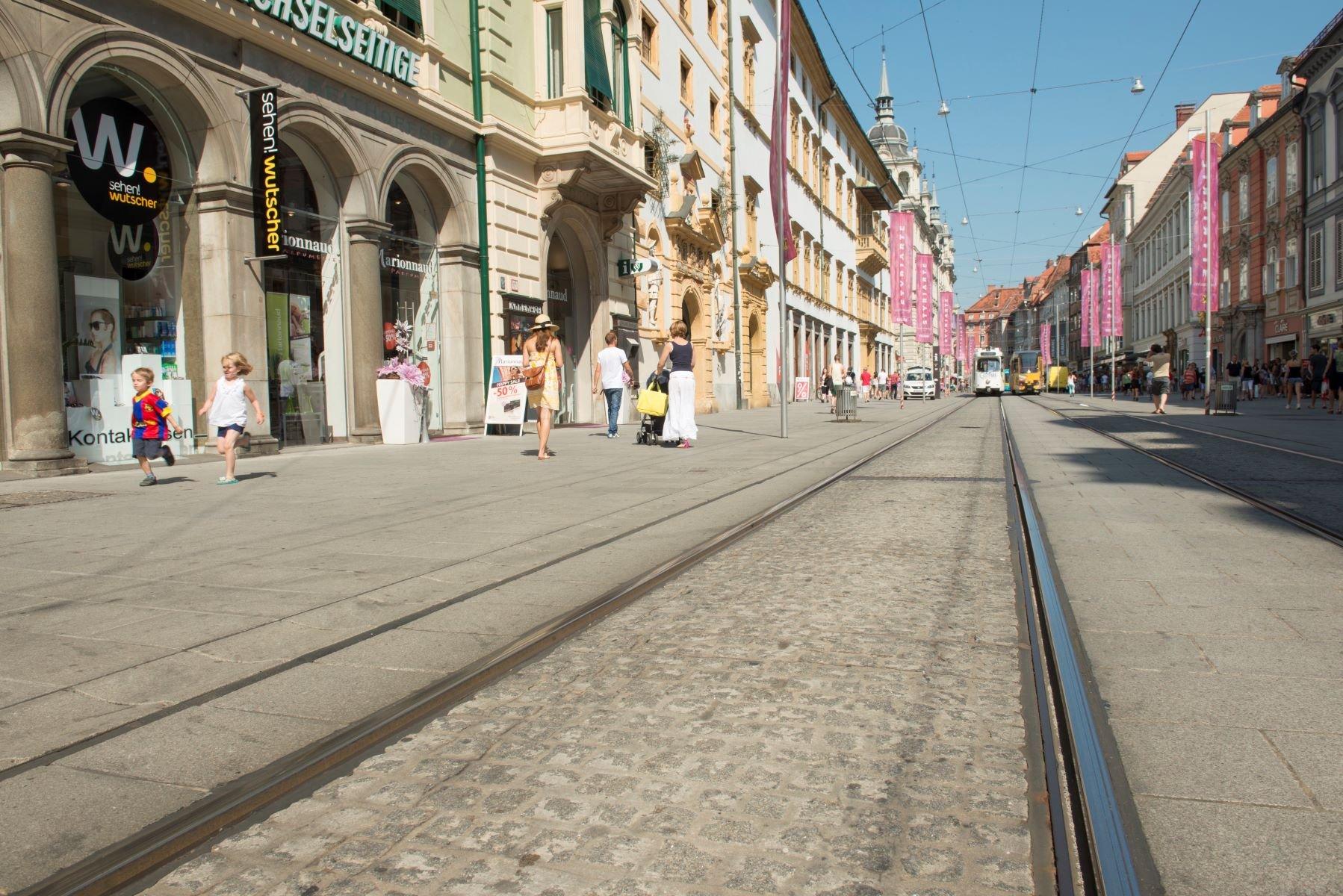 Graz - Herrengasse3