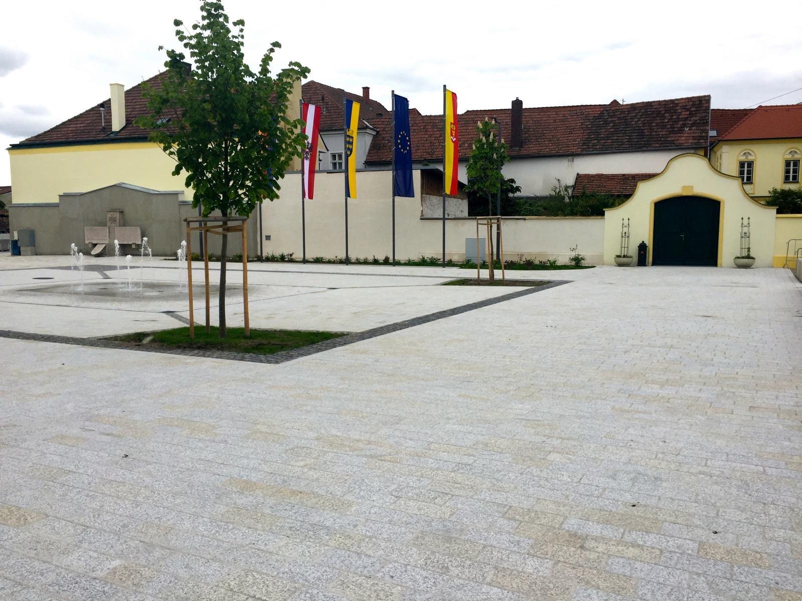 Herschenberger Bodenplatten Grau-gelb9