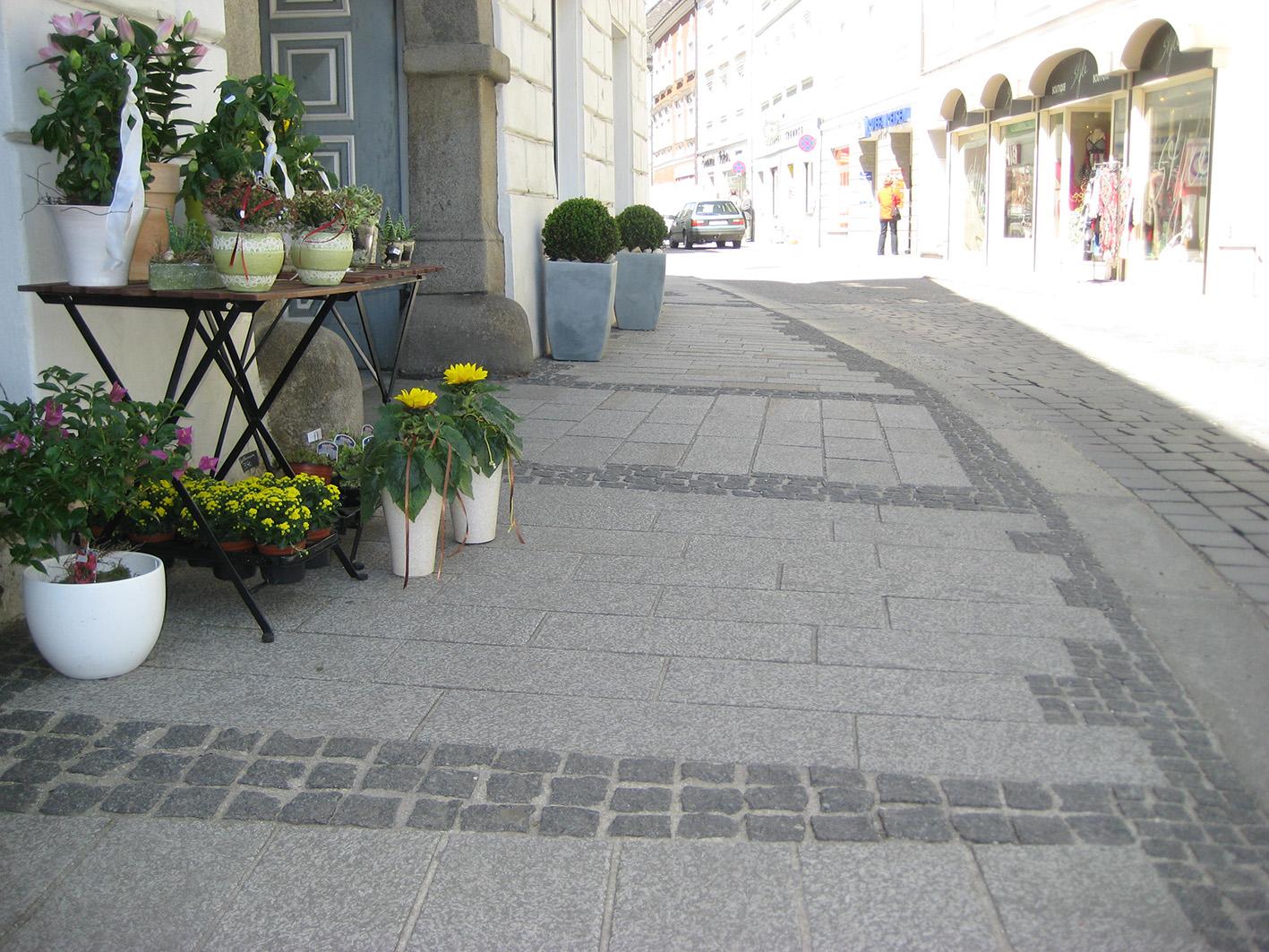 Herschenberger P-Platten + Gebhartser Kleinsteine
