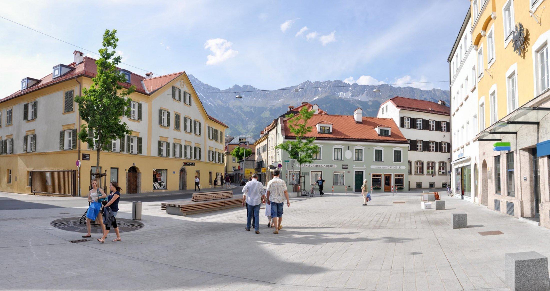 Innsbruck - Wiltener Platzl1
