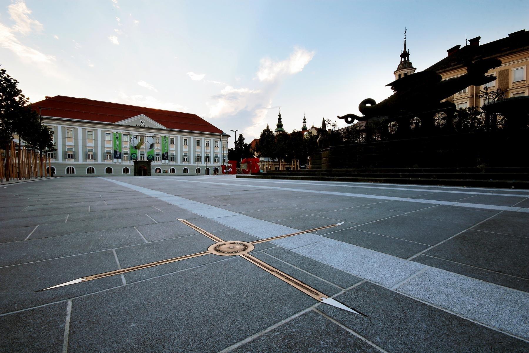 Klagenfurt Neuer Markt1