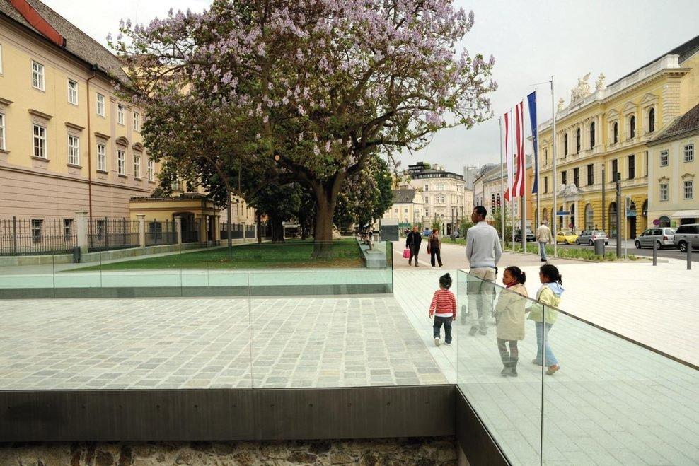 Linz - Promenade1