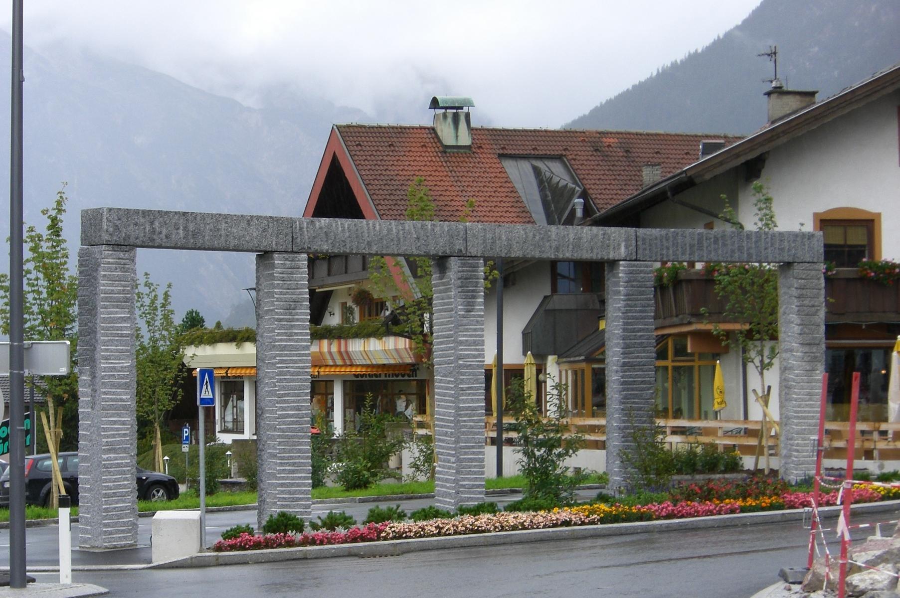 Maurach - Steinkollonanden2