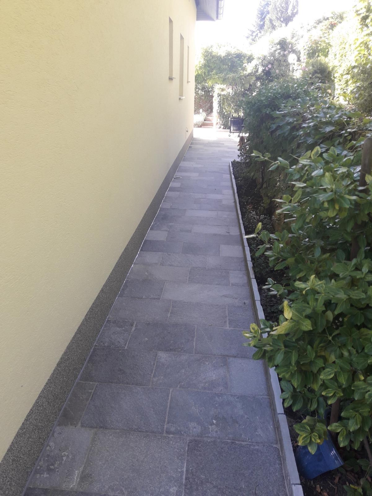 Quarzit Kavala Bodenplatten6
