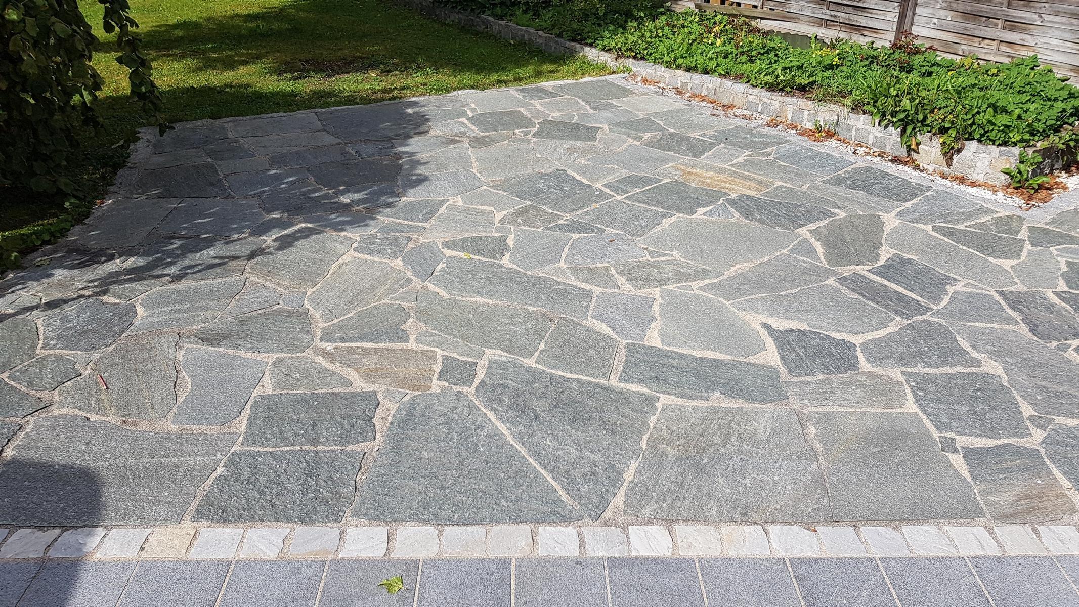 Quarzit Kavala Polygonalplatten4