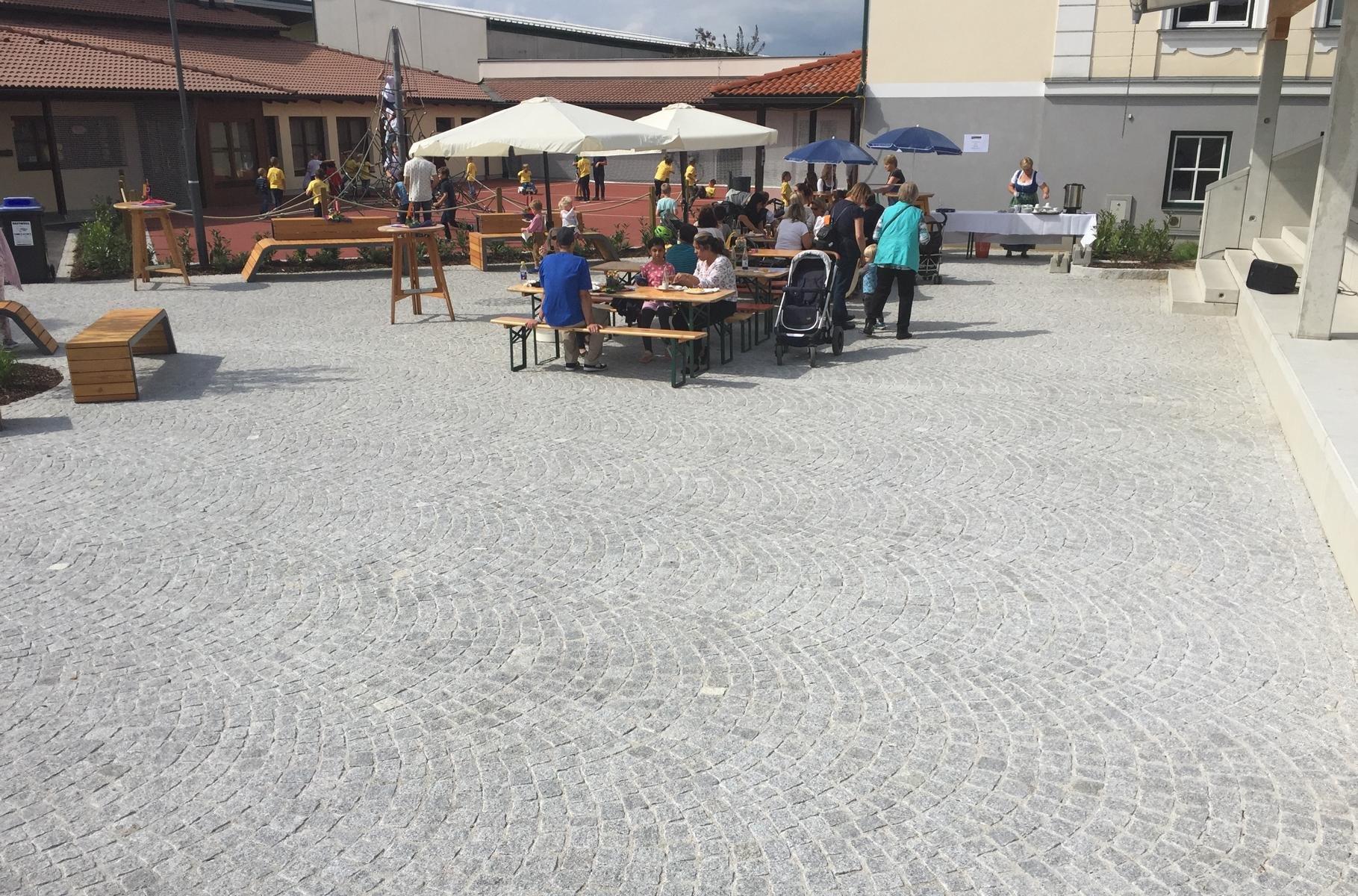 Rohrendorf Eröffnung10