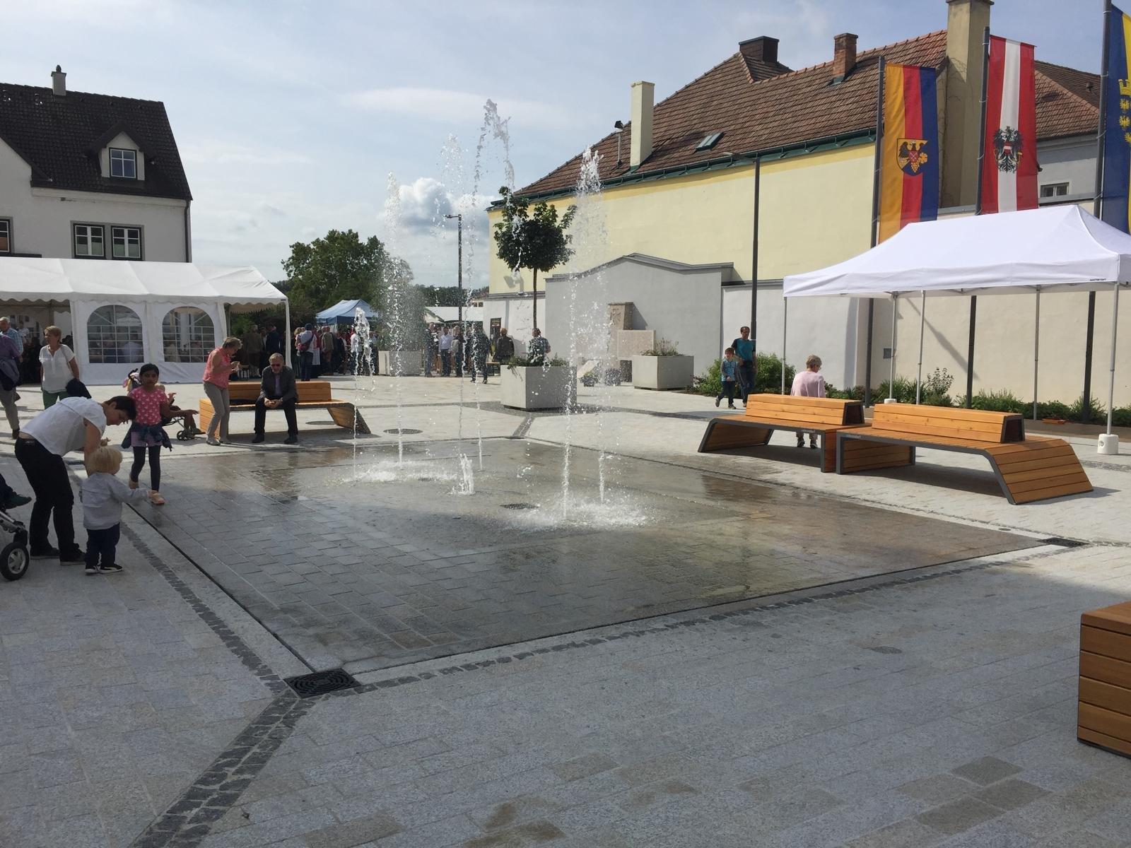 Rohrendorf Eröffnung3