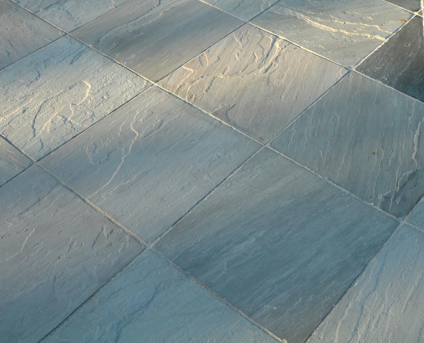 Sandstein Kandla Grey Bodenplatten4
