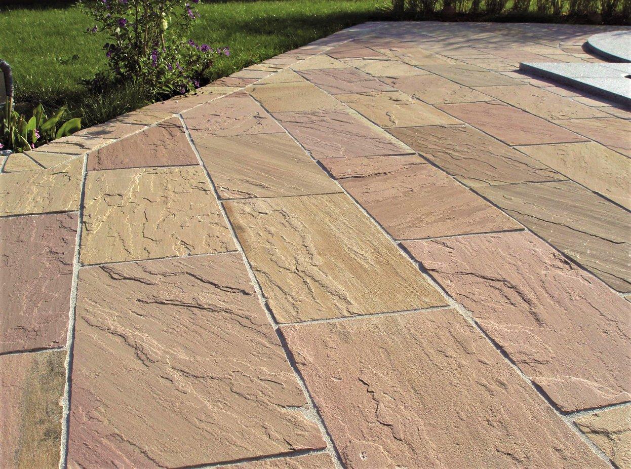 Sandstein Modak Bodenplatten1