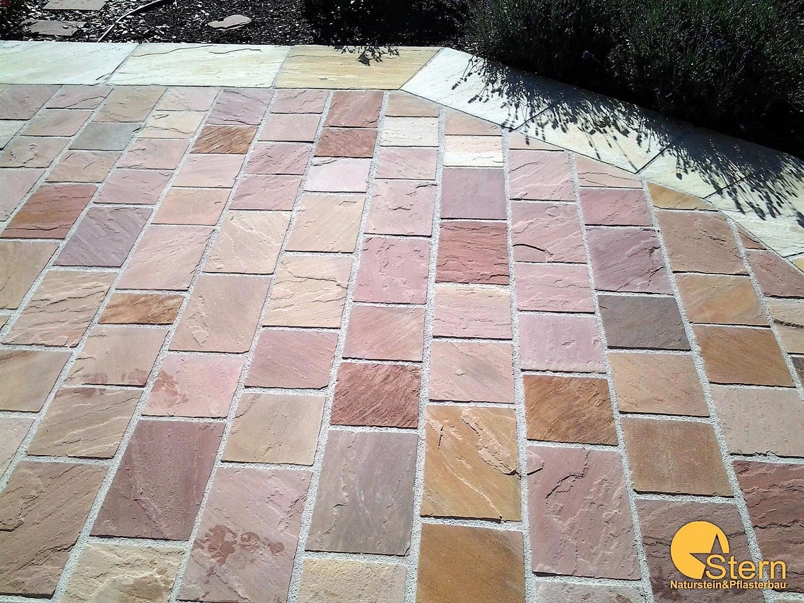Sandstein Modak Bodenplatten5