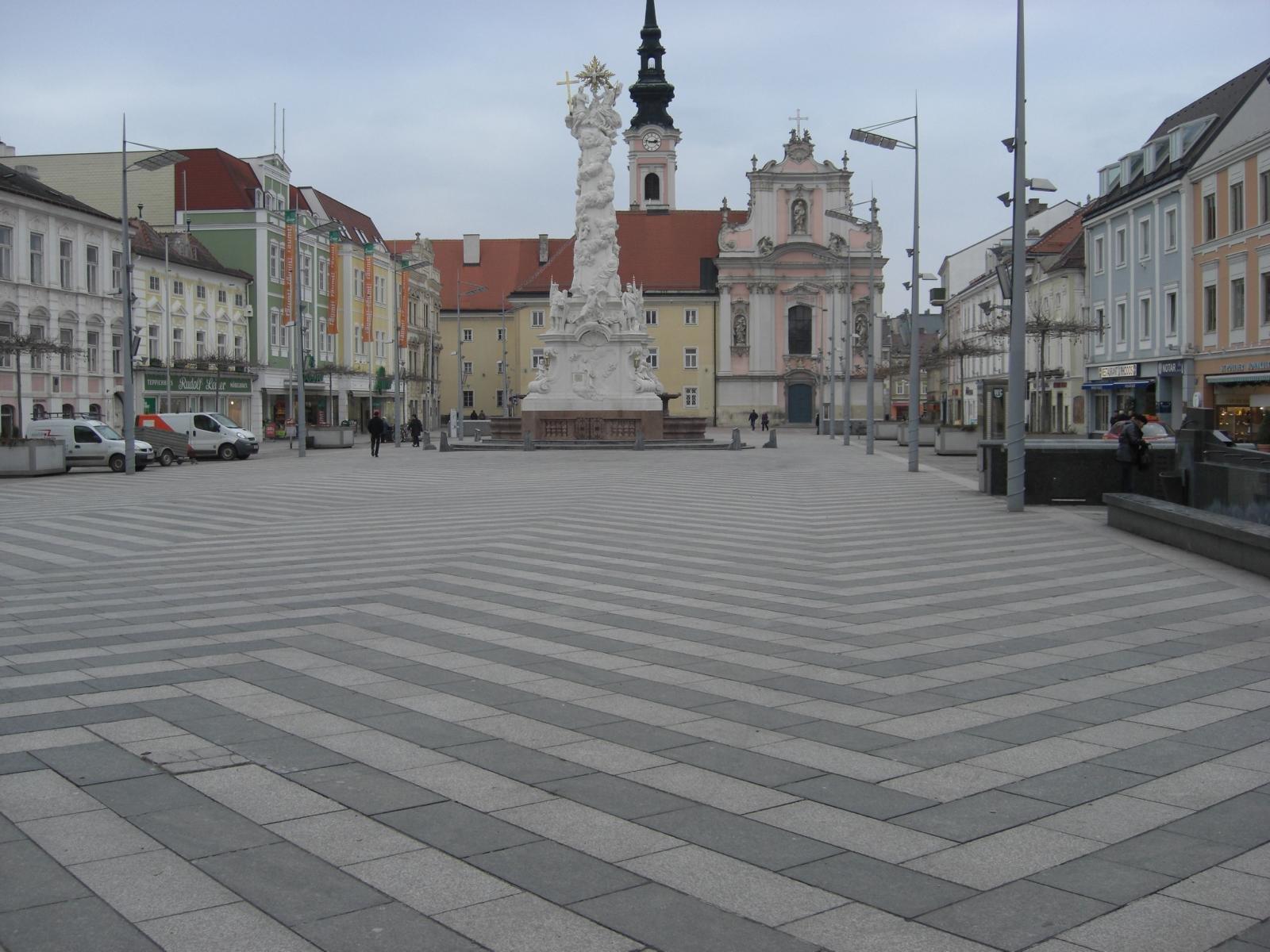Sankt Pölten Rathausplatz1