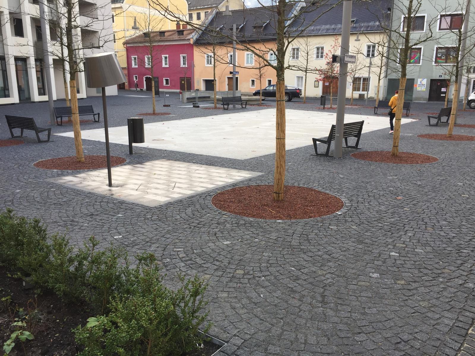 Spittal An Der Drau - Rathausmarkt1