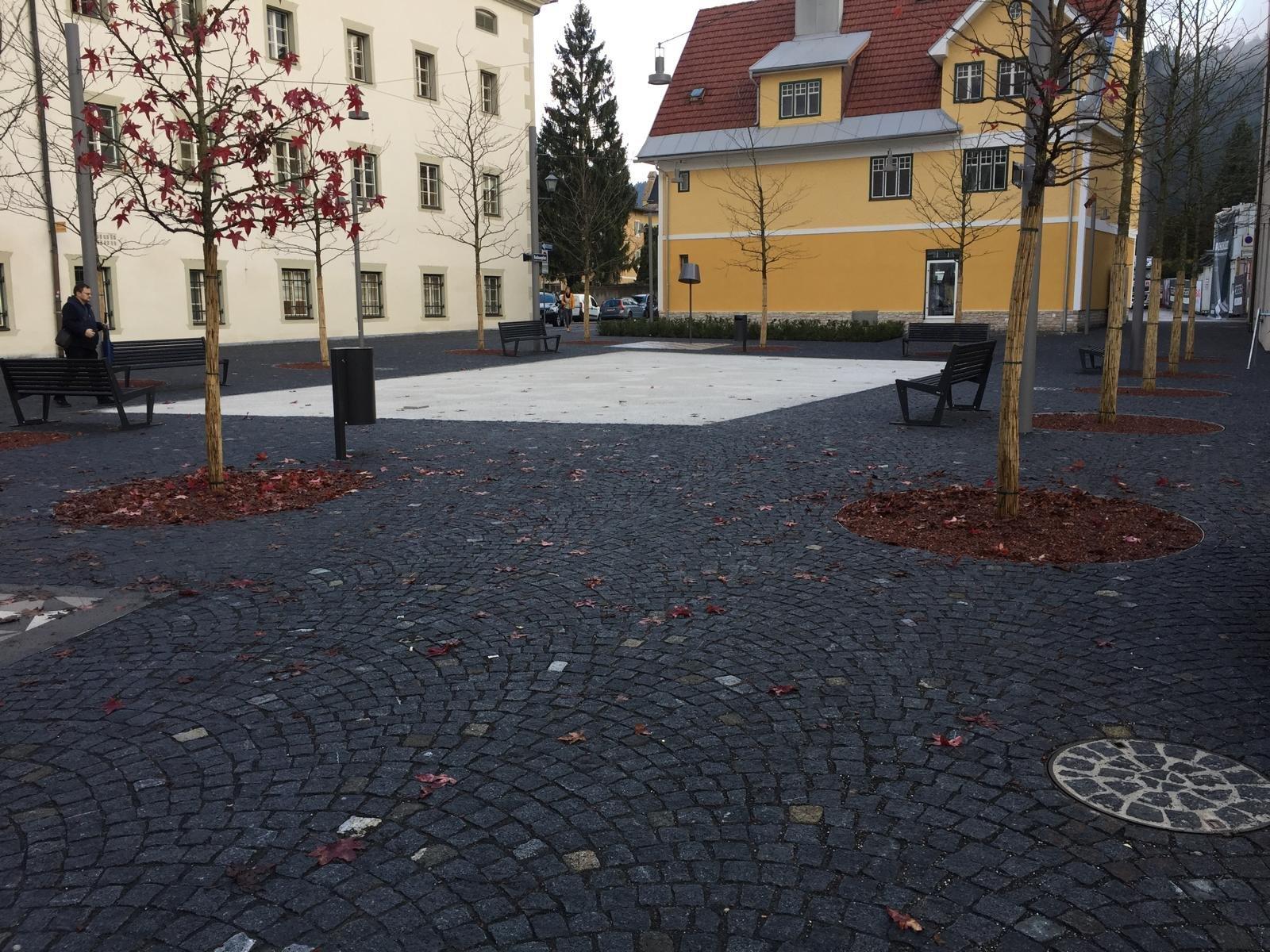Spittal An Der Drau - Rathausmarkt3