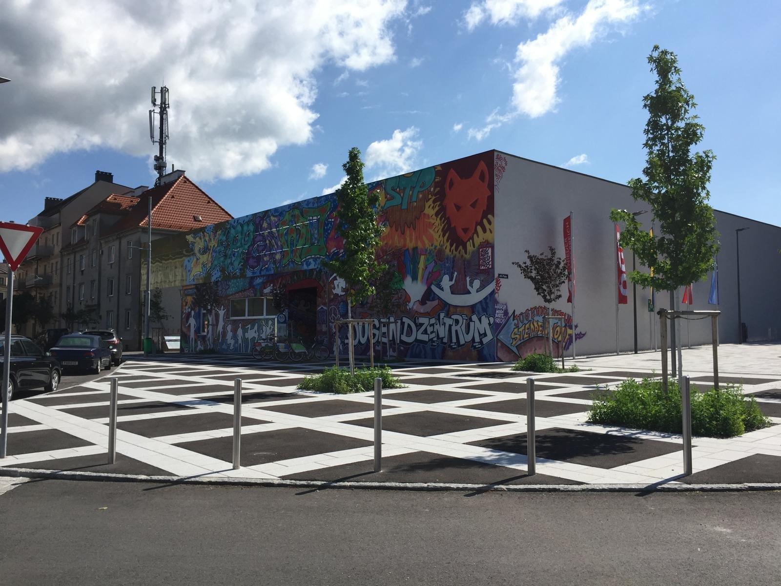 St. Pölten - Daniel Gran Straße1