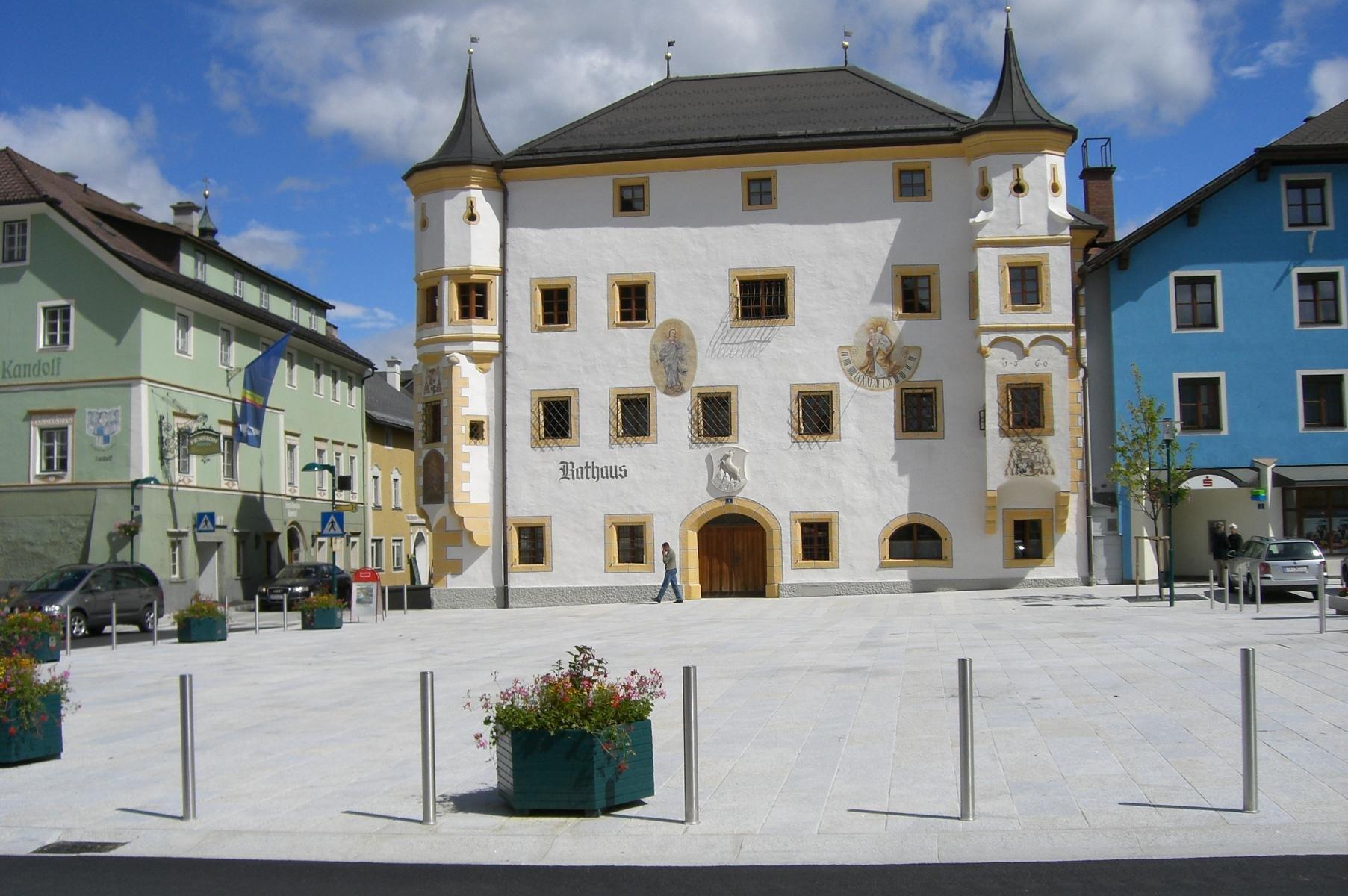Tamsweg - Marktplatz1