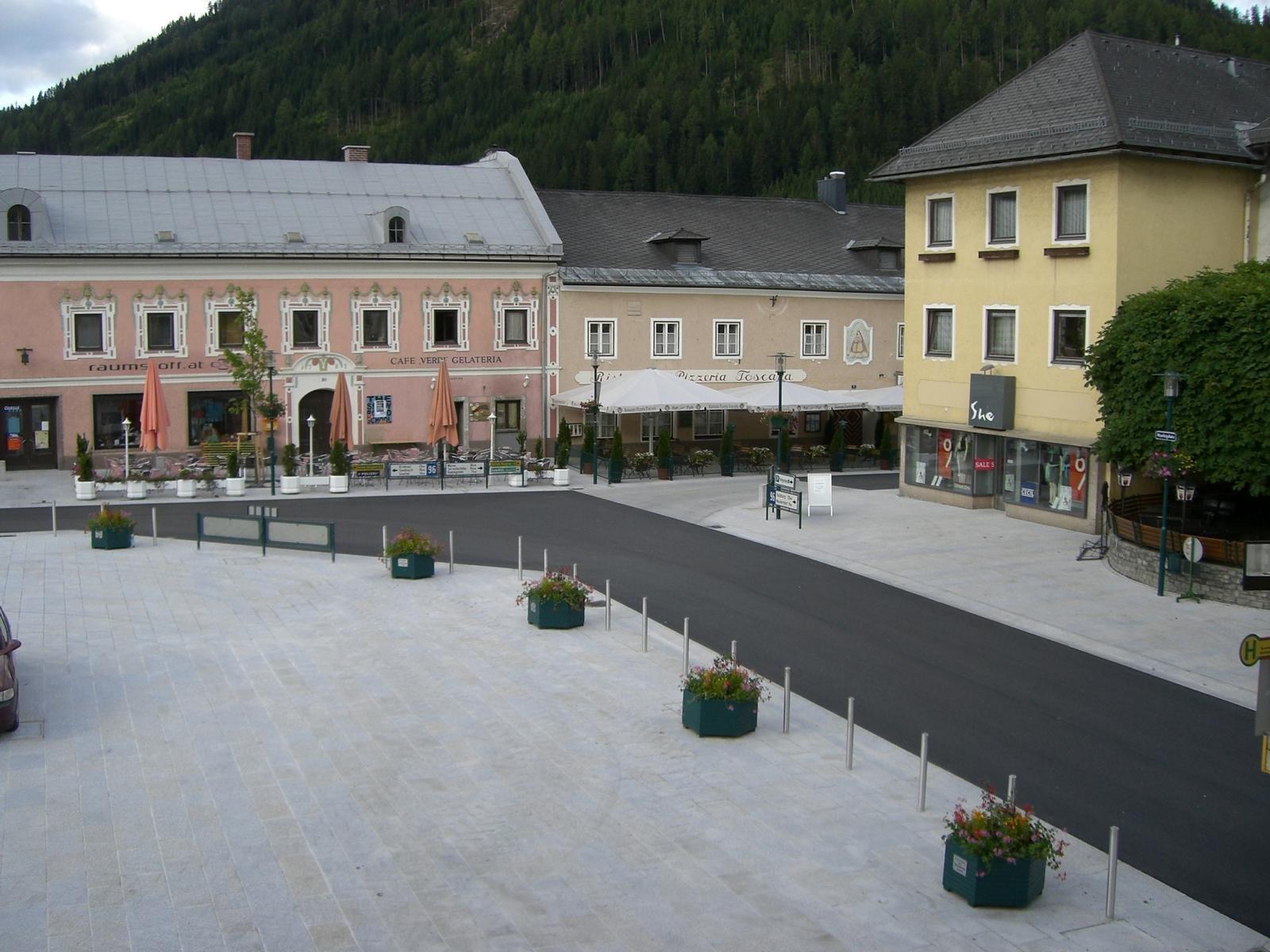 Tamsweg - Marktplatz2