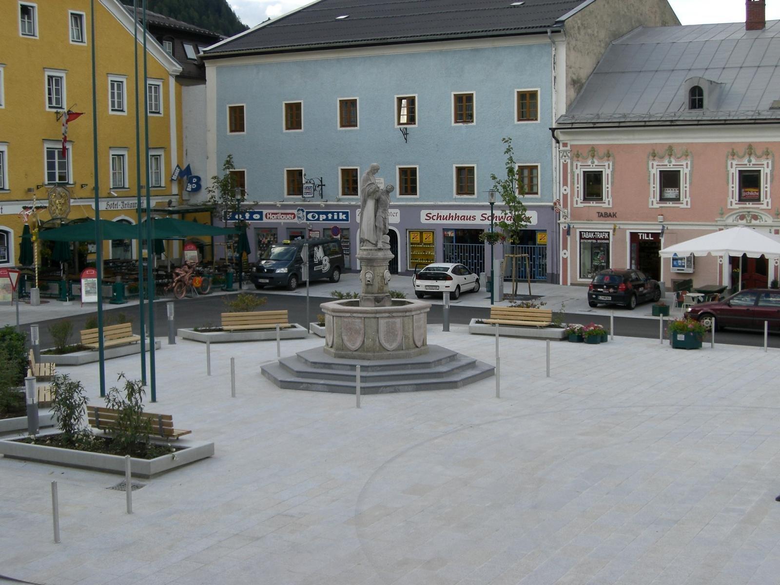 Tamsweg - Marktplatz3