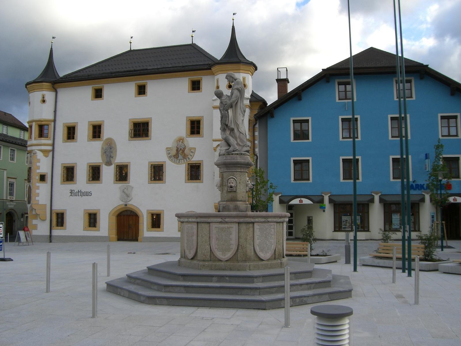 Tamsweg - Marktplatz9