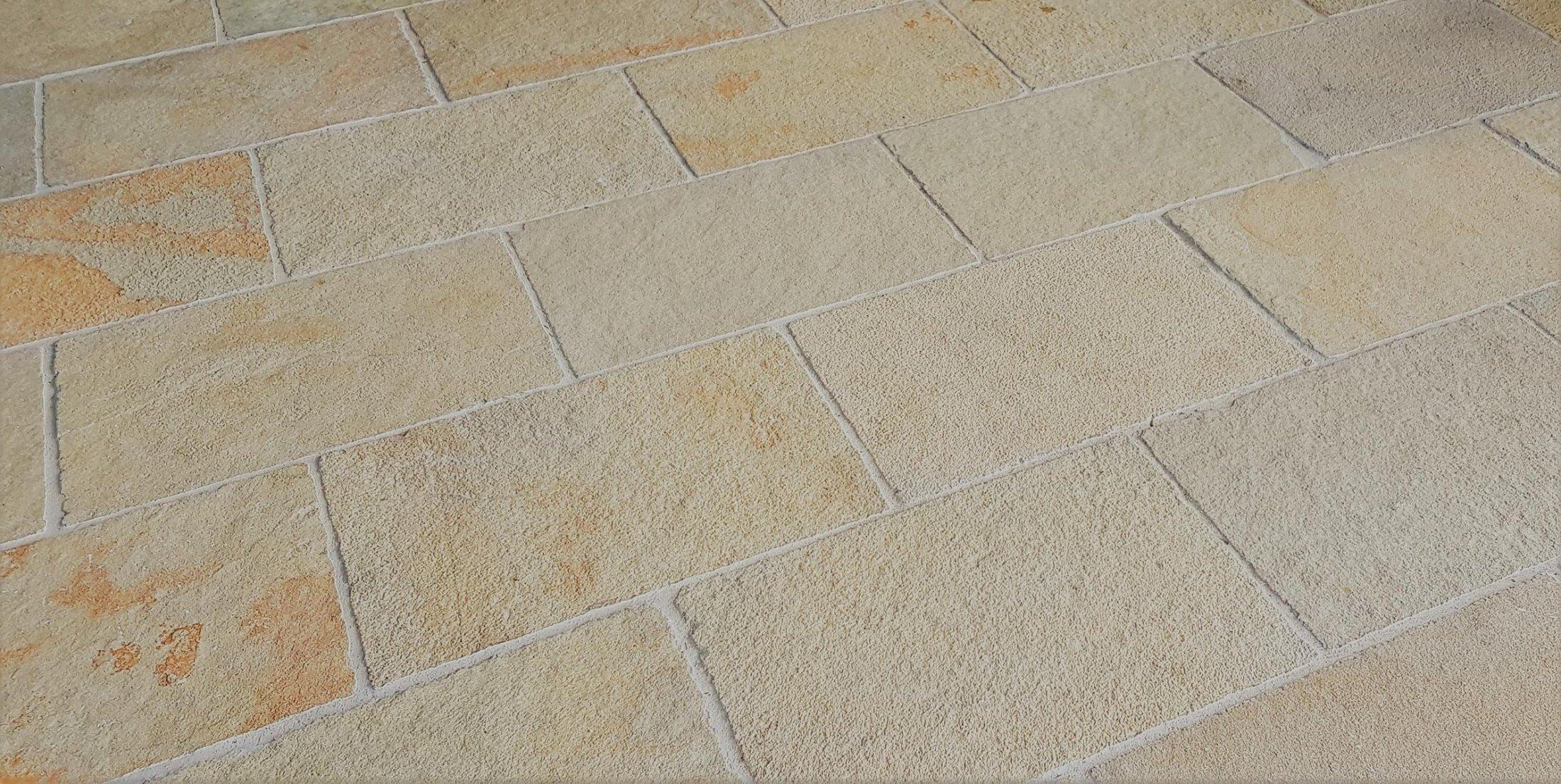 Tandur Yellow Bodenplatten3