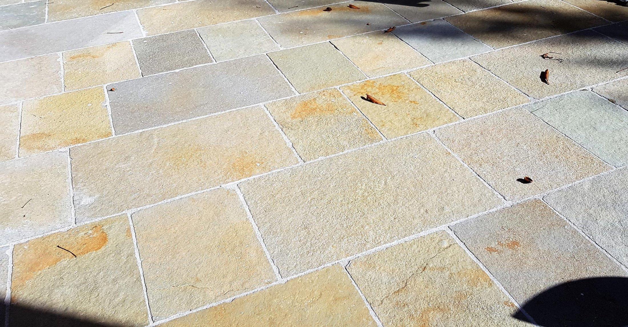 Tandur Yellow Bodenplatten6