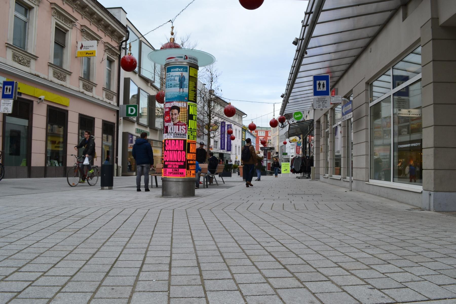 Wels - Bäckergasse7