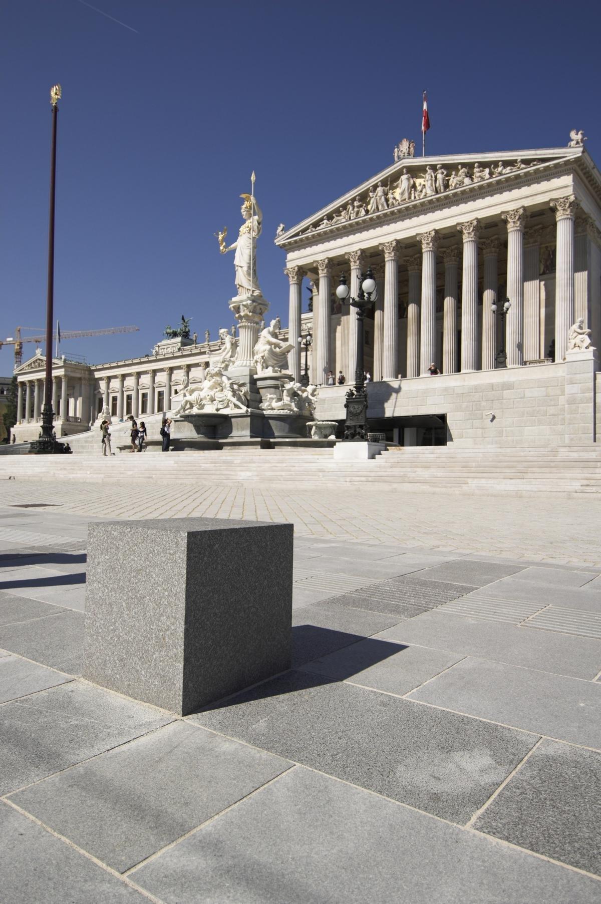 Wien - Parlament1