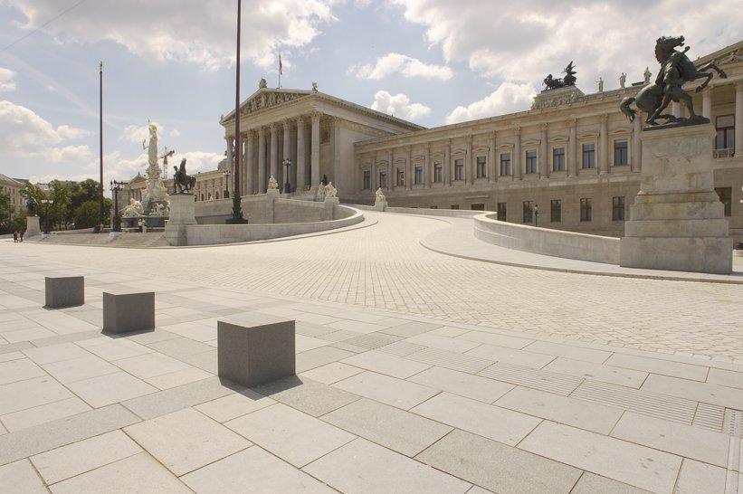 Wien - Parlament2