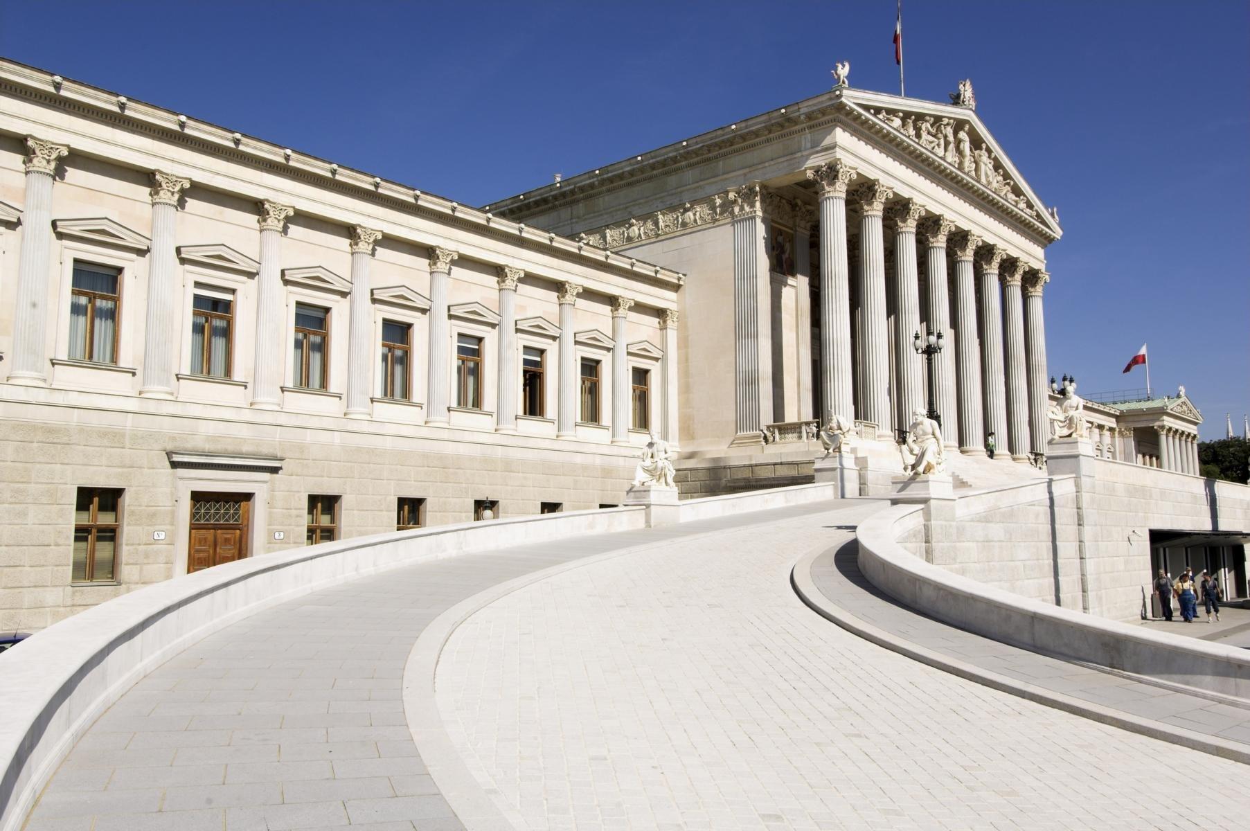 Wien - Parlament7