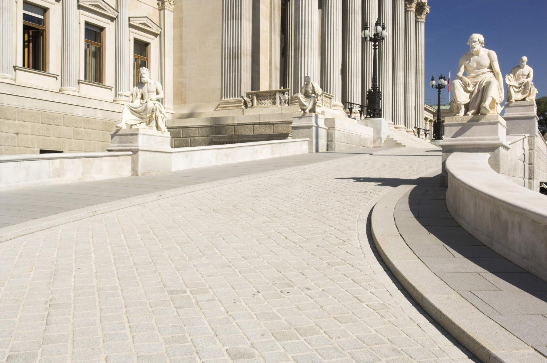 Wien - Parlament9