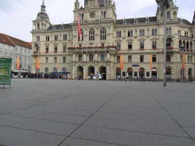 Graz - Hauptplatz11