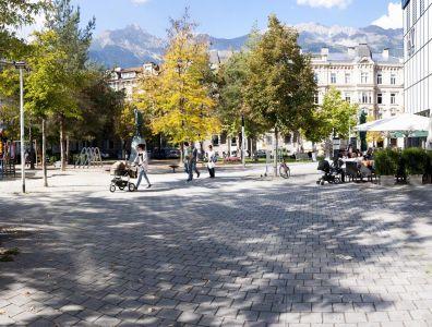 Innsbruck - Adolf-Pichler-Platz1