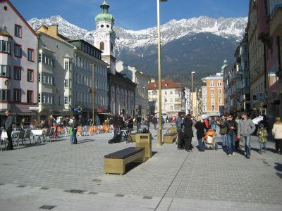 Innsbruck - Maria-Theresien-Straße1