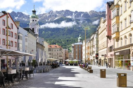 Innsbruck - Maria-Theresien-Straße3