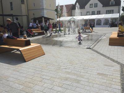 Rohrendorf Eröffnung1