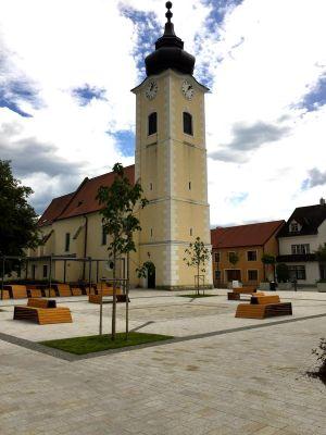 Rohrendorf Hauptplatz (1)