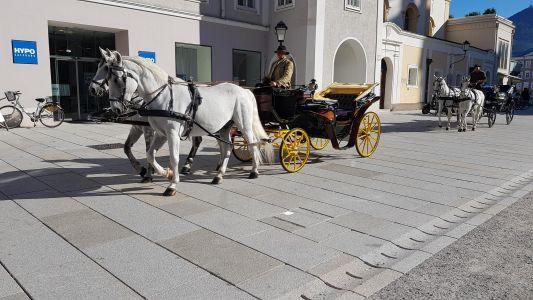 Salzburg - Residenzplatz1