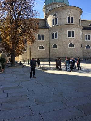 Salzburg - Residenzplatz16