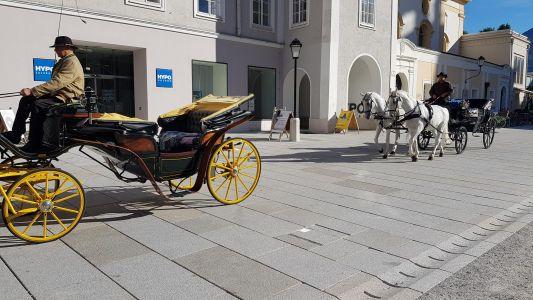 Salzburg - Residenzplatz3