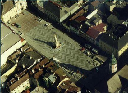 Sankt Pölten Rathausplatz2