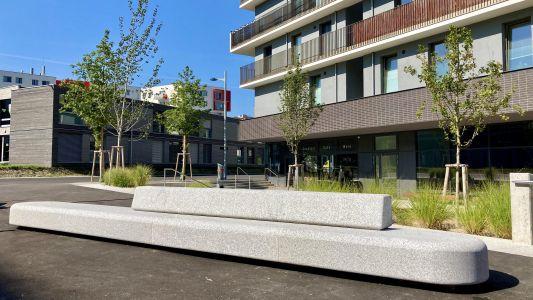 Seestadt Asparn Sitzmöbiliar (6)