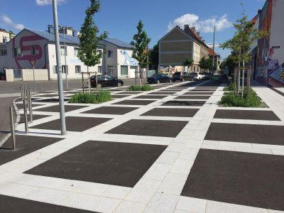 St. Pölten - Daniel Gran Straße3